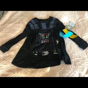 Star Wars Boys Size 4 PJ's